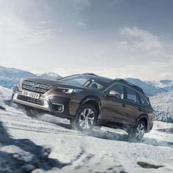 Subaru全新大改款休旅