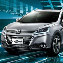 CUV價買高科技SUV