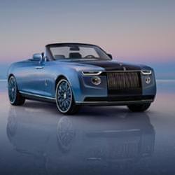 太豪華!世界唯一訂製車