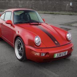 當Porsche變成電動車