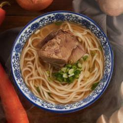 美味星級牛肉麵,無腦烹煮10分上桌