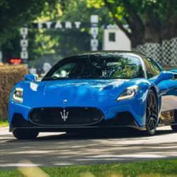 Maserati MC20 首曝光