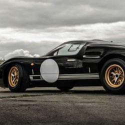Ford經典GT40將以電動車重生
