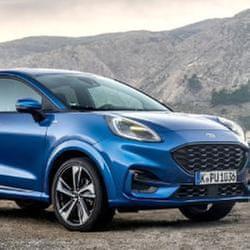 Ford歐市2021年上半年最熱款