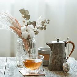 睡前不能喝茶?選對就可以!