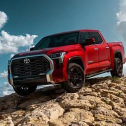 Toyota公布全新Tundra