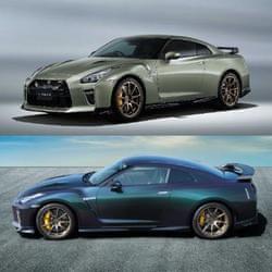 Nissan推2021 GT-R