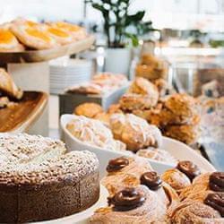 怎麼吃麵包甜點才對?