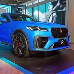NEW Jaguar霸氣登場