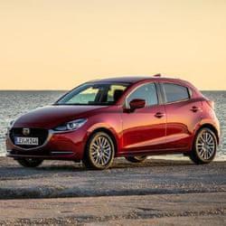 被拍到了,疑似是Mazda...